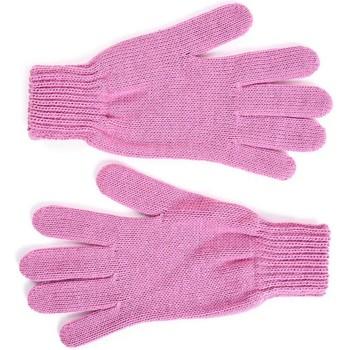 Accessoires textile Femme Gants Qualicoq Gants Isera - Couleur - Rose - Fabriqué en France Rose