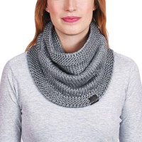 Accessoires textile Femme Echarpes / Etoles / Foulards Mokalunga Snood Horla Gris