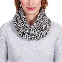Accessoires textile Femme Echarpes / Etoles / Foulards Mokalunga Snood Agora Noir