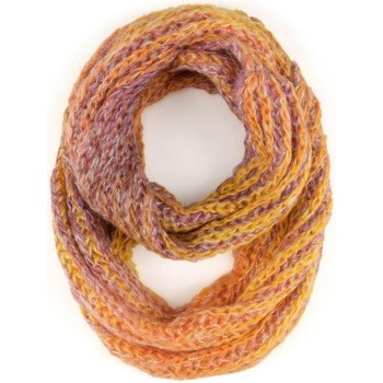 Accessoires textile Femme Echarpes / Etoles / Foulards Mokalunga Echarpe Snood Aravis Orange