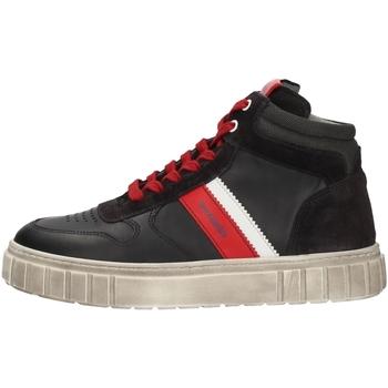 Chaussures Garçon Baskets montantes Nero Giardini A933650M BLEU