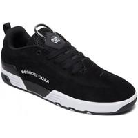 Chaussures Homme Chaussures de Skate DC Shoes LEGACY 98 black white Noir