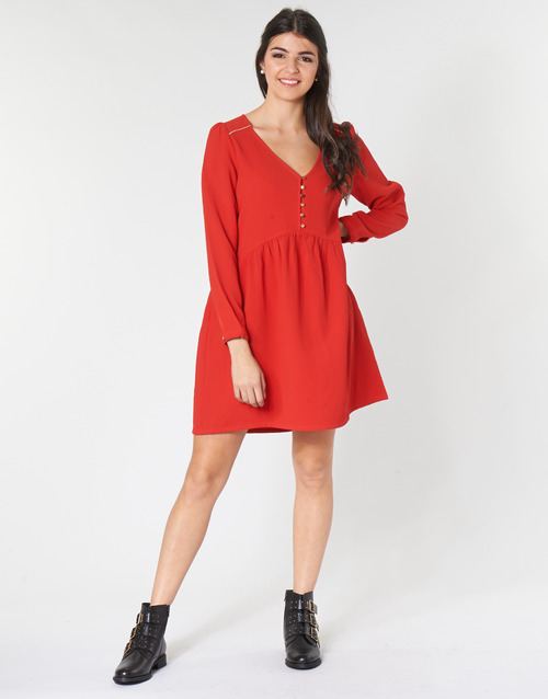 LADY  Betty London  robes courtes  femme  rouge