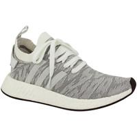 Chaussures Homme Baskets basses adidas Originals Baskets basses Synthétique NMD R2 PRIMEKNIT gris