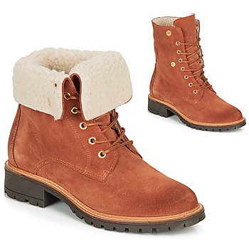 Chaussures Femme Boots André BALADE Orange