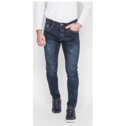 Vêtements Homme Jeans slim Ritchie Jean coupe slim SWAN Bleu foncé
