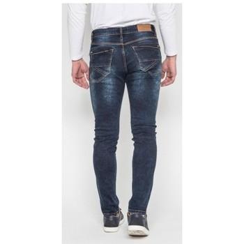 Vêtements Slim Ritchie Coupe Foncé Jean Jeans Swan Bleu Homme rWdBxoeC