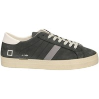 Chaussures Homme Baskets basses Date HILL LOW NABUK blue