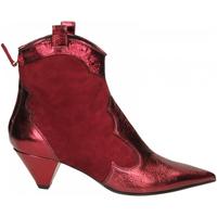 Chaussures Femme Bottines Aldo Castagna BOHEMIA bordeaux