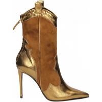 Chaussures Femme Bottines Aldo Castagna BOHEMIA oro-tabacco