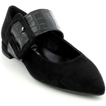 Chaussures Femme Ballerines / babies L'angolo 521T019.01_36 Noir
