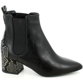 Chaussures Femme Bottines L'angolo 774105.01_36 Noir