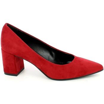Chaussures Femme Escarpins L'angolo 360GR001.11_38 Rouge