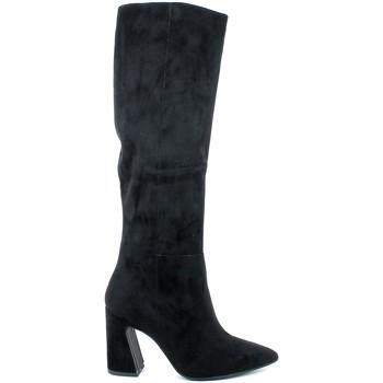 Chaussures Femme Bottes ville L'angolo 962G109.01_35 Noir