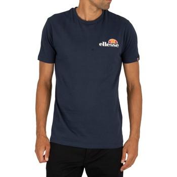 Vêtements Homme T-shirts manches courtes Ellesse Pour des hommes T-shirt vaudou, Bleu bleu