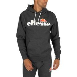 Vêtements Homme Sweats Ellesse Pour des hommes Sweat à capuche SL Gottero, Gris gris