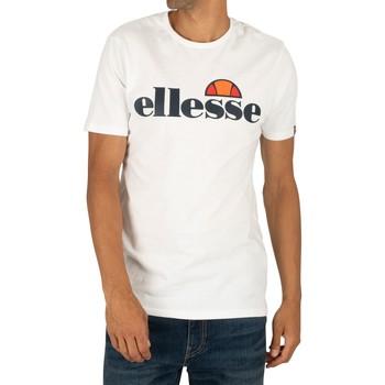 Vêtements Homme T-shirts manches courtes Ellesse Pour des hommes SL Prado T-shirt, blanc blanc