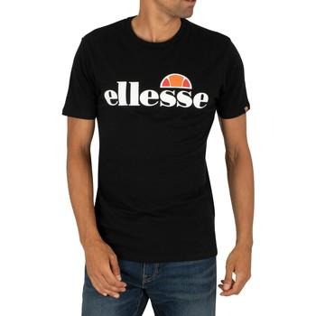 Vêtements Homme T-shirts manches courtes Ellesse Pour des hommes SL Prado T-shirt, Noir noir