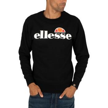 Vêtements Homme Pulls Ellesse Pour des hommes Sweat SL Succiso, Noir noir