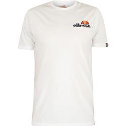 Vêtements Homme T-shirts manches courtes Ellesse Pour des hommes T-shirt vaudou, blanc blanc