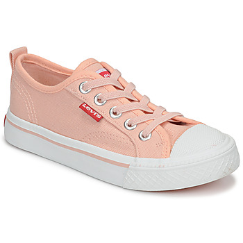 Chaussures Fille Baskets basses Levi's MAUI Rose