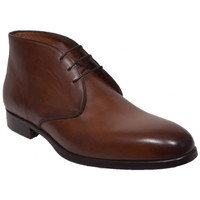 Chaussures Homme Boots Flecs m226 Marron