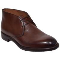 Chaussures Homme Boots Flecs r220 Marron