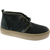 Chaussures Femme Baskets montantes Natural World NAW6151901ne nero