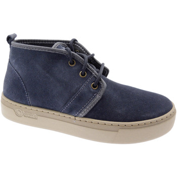 Chaussures Femme Baskets montantes Natural World NAW6151977ma blu