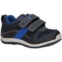 Chaussures Garçon Baskets basses Geox B943XA 0MEAF B HEIRA Azul