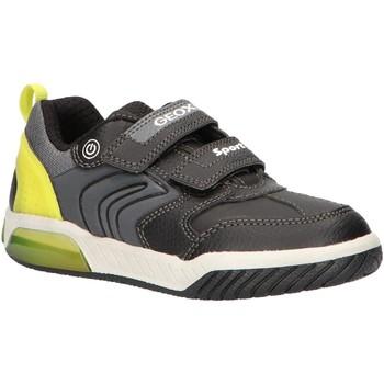 Chaussures Garçon Baskets basses Geox J949CD 0BU11 J INEK Negro
