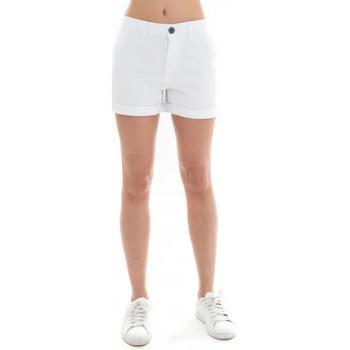 Vêtements Femme Shorts / Bermudas Waxx Short Chino BOMBA Blanc