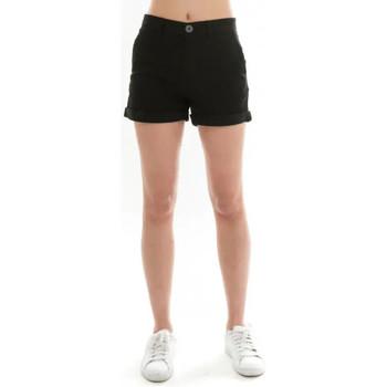 Vêtements Femme Shorts / Bermudas Waxx Short Chino BOMBA Noir