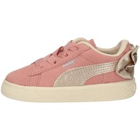 Chaussures Fille Baskets basses Puma 367320-19 ROSA