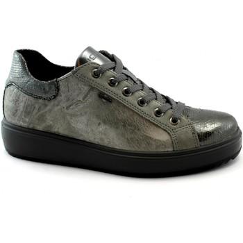 Chaussures Femme Baskets basses IgI&CO IGI-I19-4151022-GR Grigio