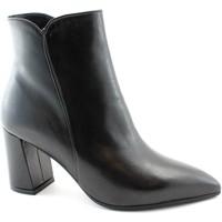 Chaussures Femme Bottines Malù Malù MAL-I19-2768-NN Nero