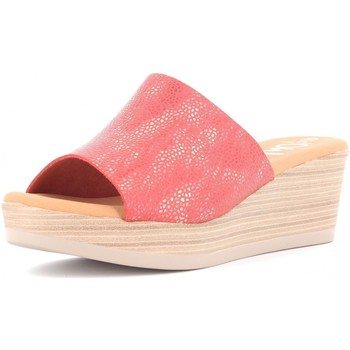 Chaussures Femme Sandales et Nu-pieds Oh My Sandals  Rosso