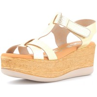 Chaussures Femme Sandales et Nu-pieds Oh My Sandals  Platino