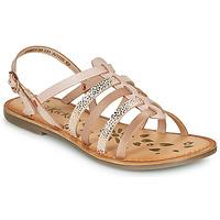 Chaussures Fille Sandales et Nu-pieds Kickers DIXON Rose