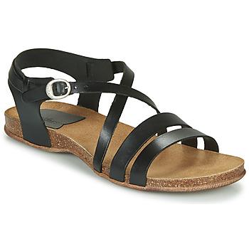 Chaussures Femme Sandales et Nu-pieds Kickers ANATOMIUM Noir