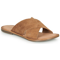 Chaussures Femme Mules Kickers DIAZ-2 Camel