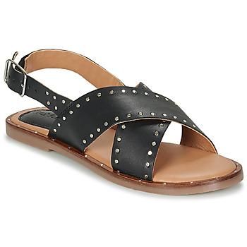 Chaussures Femme Sandales et Nu-pieds Kickers KICLA Noir