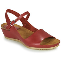 Chaussures Femme Sandales et Nu-pieds Kickers TAKIKA Rouge