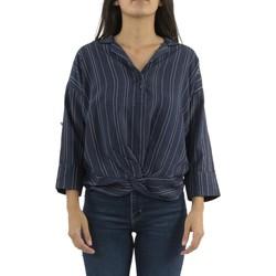 Vêtements Femme Chemises / Chemisiers Salsa 122405 spain bleu