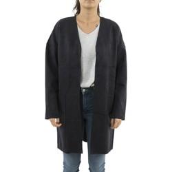 Vêtements Femme Gilets / Cardigans Only 15186536 nicola bleu