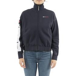 Vêtements Femme Sweats Champion 112145 bleu
