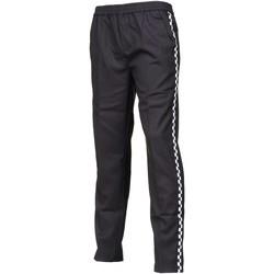 Vêtements Garçon Pantalons de survêtement Teddy Smith Jogging garçon regular Noir