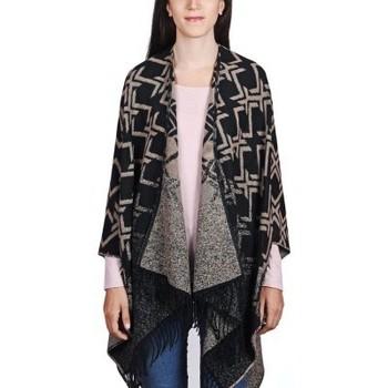 Vêtements Femme Pulls Qualicoq Poncho Ligéa Beige