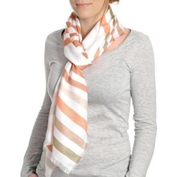 Accessoires textile Femme Echarpes / Etoles / Foulards Qualicoq Echarpe légère Cotignac Marron