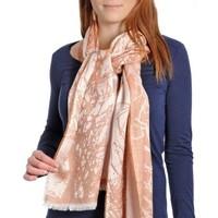 Accessoires textile Femme Echarpes / Etoles / Foulards Qualicoq Echarpe légère Barjols - Couleur - Orang Orange
